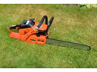 petrol 2 stroke echo chain saw cs 6700