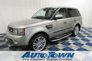 2011 Land Rover Range Rover Sport HSE AWD/ACCIDENT FREE/FULLY LO