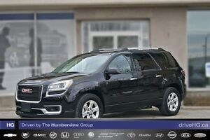 2016 GMC Acadia SLE2| DUAL ROOF|AWD|REMOTE START|