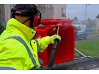 LOOKING FOR EXTRA CASH - Wheelie Bin Cleaner Wanted
