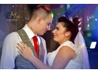 £150 wedding photography essentials package