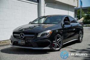 2014 Mercedes-Benz CLA-Class 45 AMG 4MATIC!! Easy Approvals!!