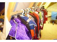 Bundle of childrens dress up clothes