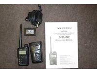 YAESU VX-3R + soft case