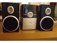 Phillips Micro Hi Fi System