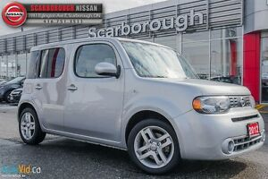 2012 Nissan cube SL (CVT)-ACCIDENT FREE WITH UNDER 14000KM'S!!!!