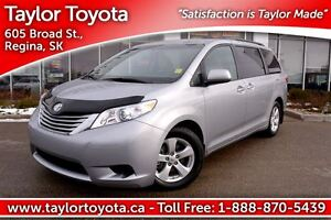 2016 Toyota Sienna LE 8 Passenger only $250 biweekly $0 down oac