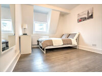 Lovely room with brand new furniture, next to the tube station!