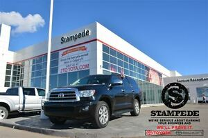 2013 Toyota Sequoia Limited 5.7L V8 (A6)