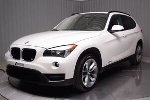 2014 BMW X1 SPORT XDRIVE CUIR TOIT PANO MAGS