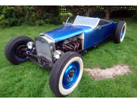 Hotrod Lakes style Model T roadster Hot Rod