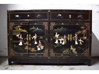 Oriental Sideboard (DELIVERY AVAILABLE)
