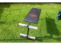 Weight Training Bench - Manufactured by 'York'
