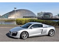 Audi R8 - Silver - FASH - 43k Miles - Immaculate