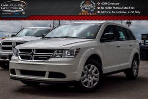 2017 Dodge Journey New Car SE|7 Seater|Bluetooth|Tri Zone Climat