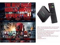 Android TV Box - Kodi 16.1 Custom Hyper TT Build