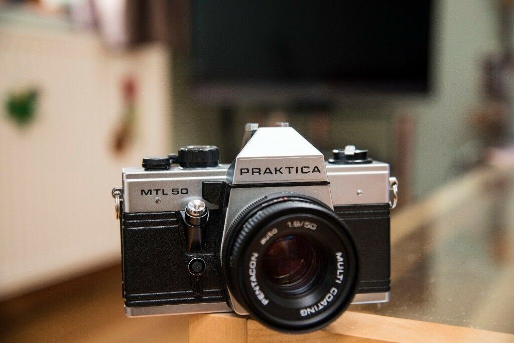 Praktica mtl w mm f in harrogate north yorkshire