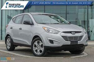 2013 Hyundai Tucson FRONT HEATED SEATS, BLUETOOTH, CRUISE CONTRO