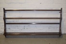Ercol plate rack (DELIVERY AVAILABLE)