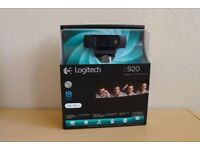 Logitech C920 (Webcam)