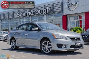 2013 Nissan Sentra 1.8 SV-ACCIDENT FREE AND WELL EQUIPPED!!!!