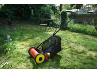 Wolf Garten push mower