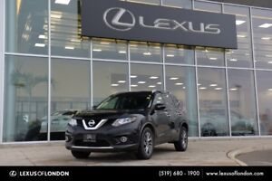 2015 Nissan Rogue SL * AWD NAVIGATION LEATHER MOONROOF