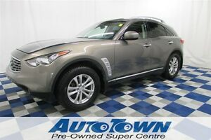 2010 Infiniti FX35 LOCAL/REAR VIEW CAMERA/PUSH START/COOLED SEAT