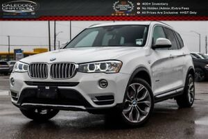 2017 BMW X3 xDrive28i|Navi|Backup Cam|Bluetooth|Heated Front S
