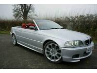 E46 330 convertible red leather