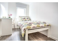 Looking for an extra-large double room in Zone 1? Call us now to book a viewing!