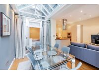 Westgate Terrace SW10. Immaculately presented two double bedroom flat to rent