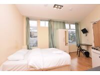 LARGE DOUBLE STUDIO IN HAMPSTEAD - ALL BILLS INCLUDED