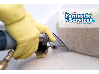 Carpet and Upholstery Cleaning by Fantastic Services! Best Prices! Free Quotes!