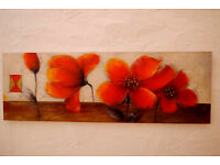 Contemporary Art - Large Image on Canvas
