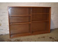 Vintage Bookcase (DELIVERY AVAILABLE)
