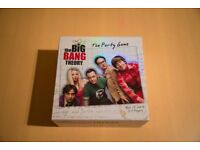 Big Bang Theory Board Game