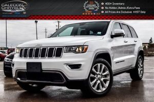2017 Jeep Grand Cherokee Limited|4x4|Navi|Backup Cam|Bluetooth|R