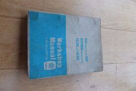 A55 + A60 Workshop Manual