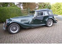 Morgan 4 4/4 seater. 1987. 1905cc uprated engine. Excellent condition