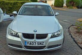 2007 BMW 330D SE Saloon