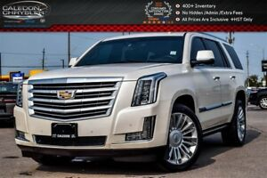 2015 Cadillac Escalade Platinum|4x4|7 Seater|Navi|Sunroof|Backup