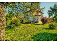 5 bed house in Poland with 2 add gardens or construction plots