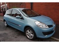 Renault Clio rip curl in excellent condition