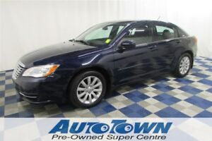2014 Chrysler 200 LX/BLUETOOTH/ALLOYS/ACCIDENT FREE!