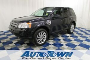2011 Land Rover LR2 AWD/ACCIDENT FREE/LEATHER/SUNROOF/HTD SEATS