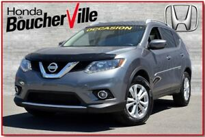 2016 Nissan Rogue S AWD inspection complète en 100 points