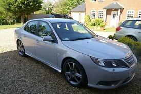 Saab 93 Aero TTID with Factory Hirsh Upgrade