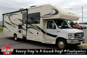 Model  34ft Class A Motorhome 2 Slide Outs In Hamilton Ontario For Sale