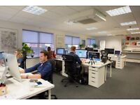 Shared office space to rent in creative agency in Leamington Spa 1-6 desks available